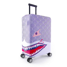 "Mytrip Travel Luggage Suitcase Protective Cover for Trunk Case Apply to 19""-32"" Suitcase Cover Elastic Perfectly"