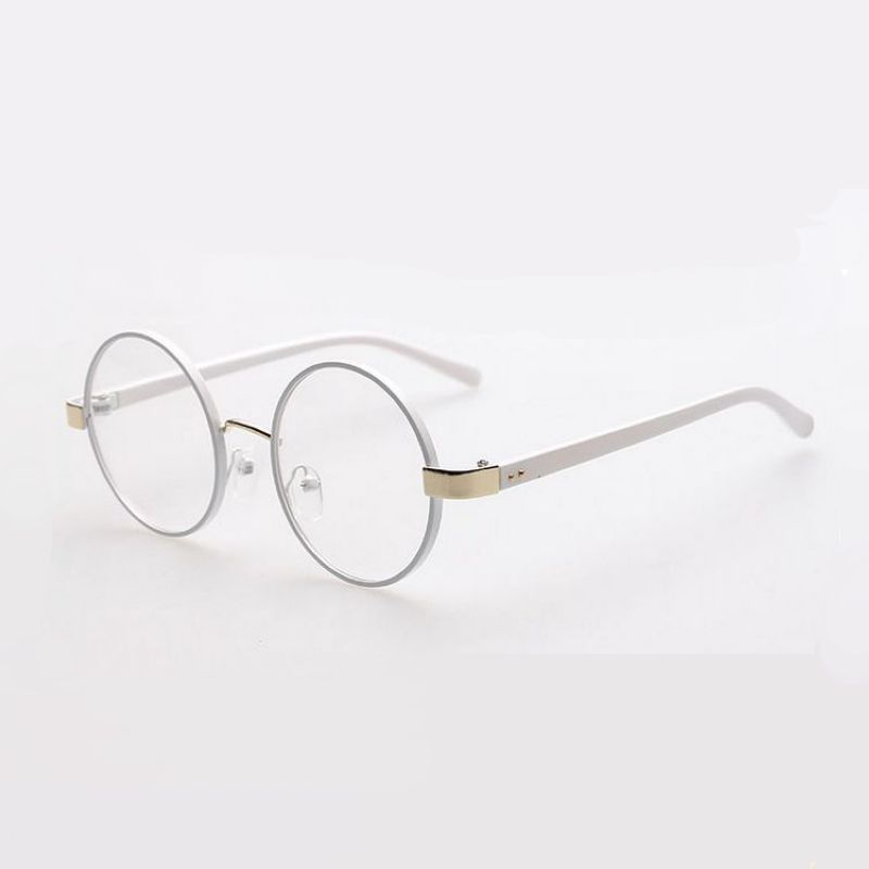 vintage round wire large acetate optical frame unisex rounded plastic spectacle prescription eyeglasses frames for sale in eyewear frames from mens - Wire Eyeglass Frames