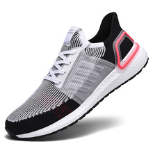 High Quality New Design Men Trend Running Shoes Youth Fashion Casual wild shoe Boy Jogging Trekking Light Sneakers Big Size39-47 цена