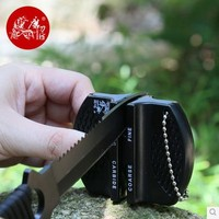 052509 new design portable necessary mini knife sharpener small size light weight and easy to carry free shipping