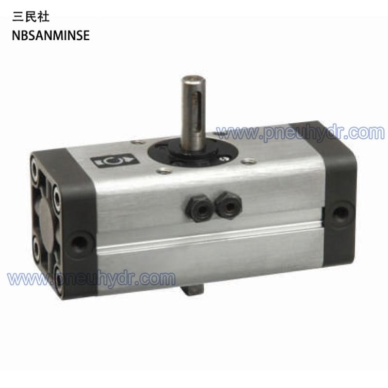 Cra rotary actuator rack pinion type smc cylinder