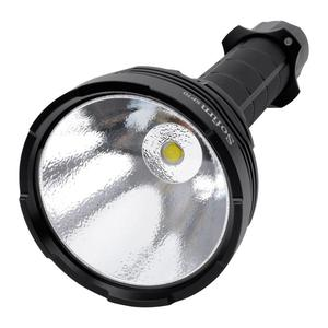 Image 5 - Sofirn SP70 LED güçlü el feneri 26650 fener 18650 taktik el feneri LED Cree XHP 70.2 5500lm IP68 ATR Beacon 8 seviyeleri