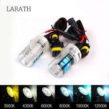 Free shipping 2pcs 35W  h1 h3 h7 h8 h9 h10 lamp car headlight for all cars 4300k 5000K 6000K 8000K 10000K, h7 xenon bulb