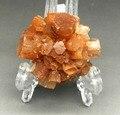 Frete grátis natural aragonite cristal cluster irregular bruto mineral pedras naturais e minerais cristais