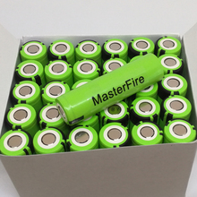 цена на 10pcs/lot Original 18650 NCR18650B Rechargeable battery 3.6V 3400mAh batteries For panasonic laptop,Free Shipping