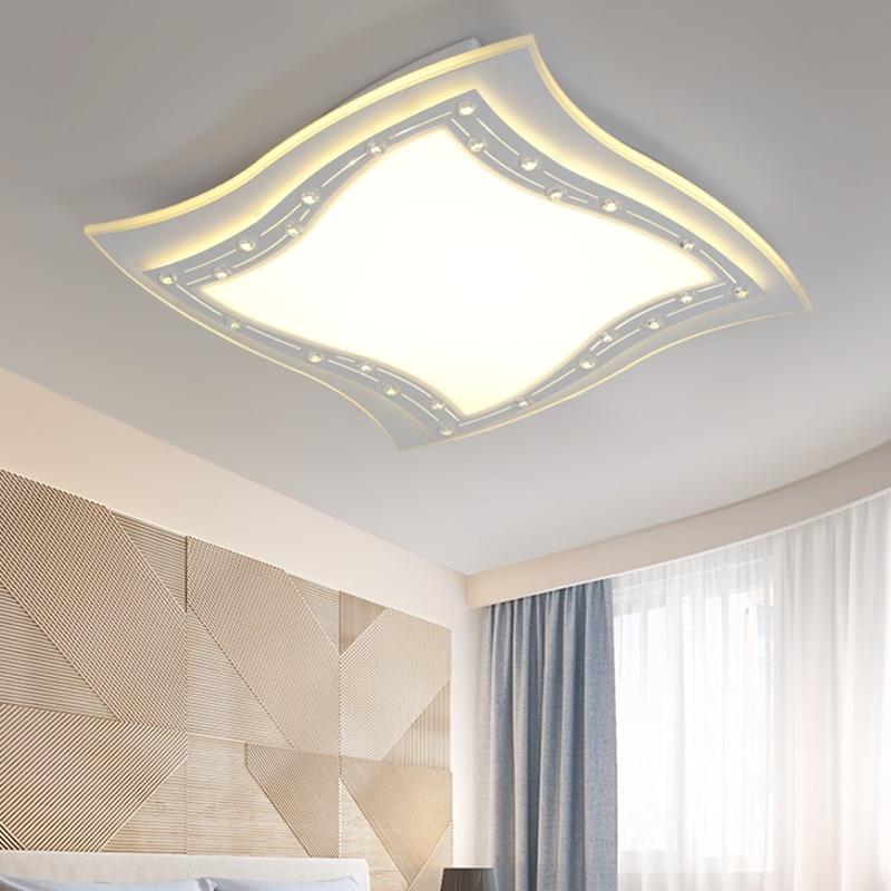Nuovo Arrivo Piazza LED Soffitto Luce Lampadario Moderno