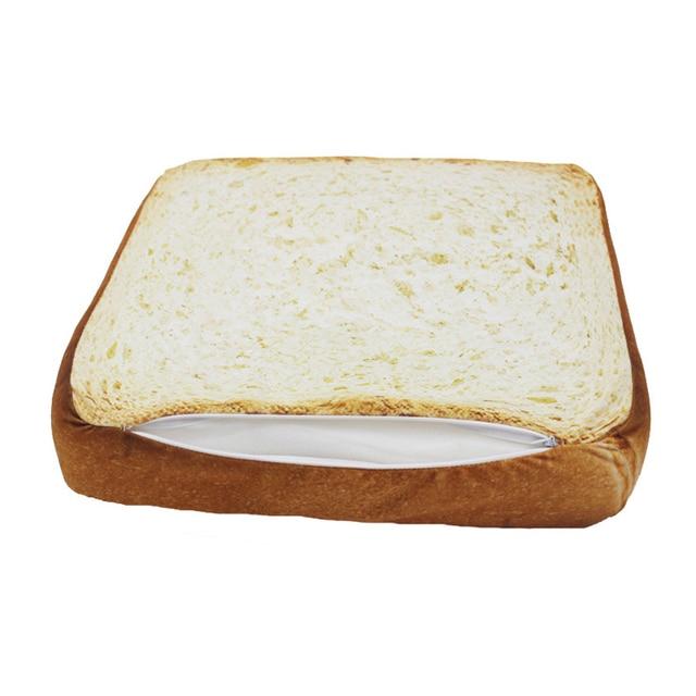 Coussin pain de mie 4