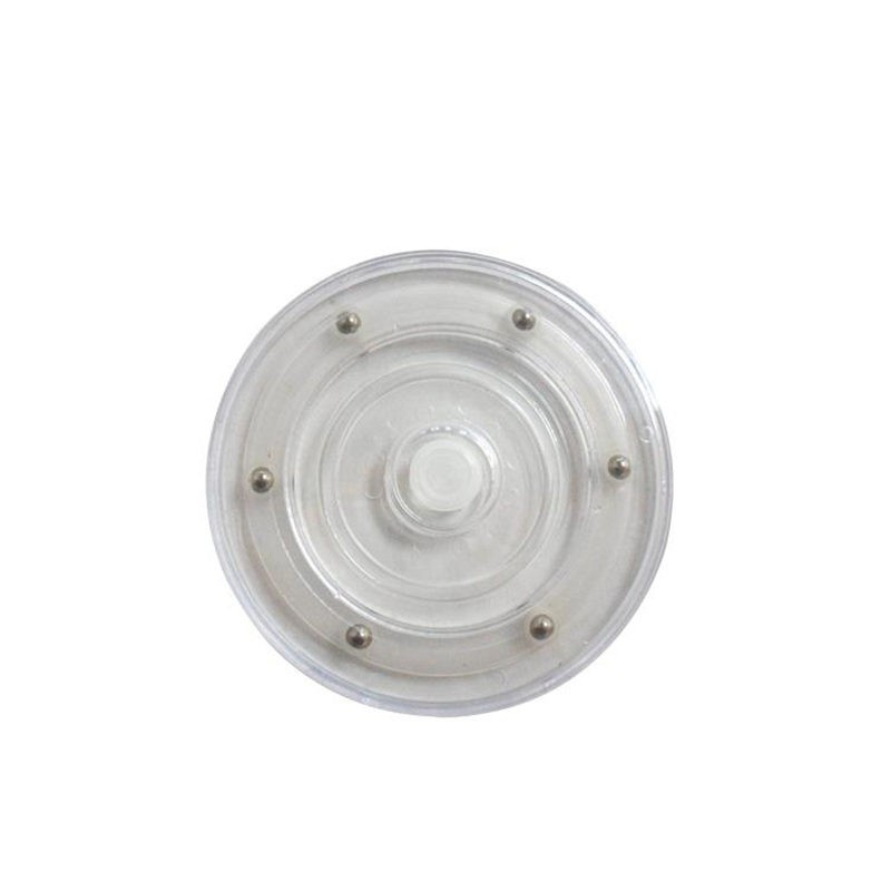 7.6cm 3 The rotating base acrylic transparent plastic turntable turntable rotation display accessories manual turntable 2017 new special offer the rotating base acrylic transparent plastic turntable rotation display accessories 15cm manual