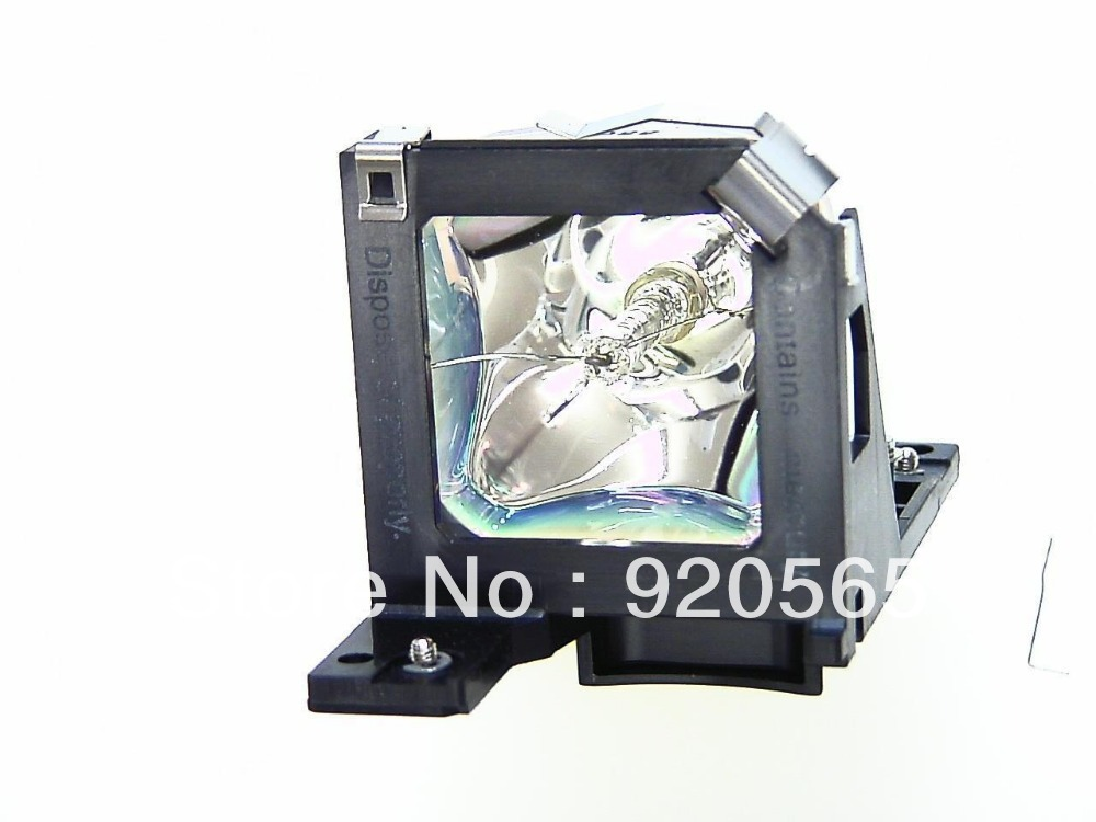 Free Shipping ELPLP19 Projector Lamp With Housing For Epson EMP-30, EMP-52, EMP-52C Projector