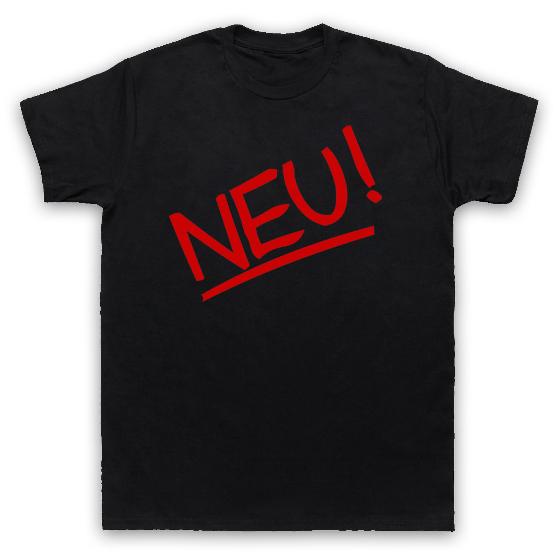 Mens Short Sleeve Tees NEU! GERMAN ELECTRONIC KRAUTROCK UNOFFICIAL ROCK BAND T-SHIRT ADULTS