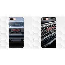 Colorful Phone Accessories Case Design Luxury Car Gmc Truck For Apple iPhone 4 4S 5 5S SE 6 6S 7 8 Plus X XS Max XR(China)