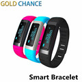 U9 Bluetooth pulseira relógio inteligente U ver UWatch homens mulheres Sports relógio de pulso para Samsung Galaxy S5 Android telemóvel pedômetro