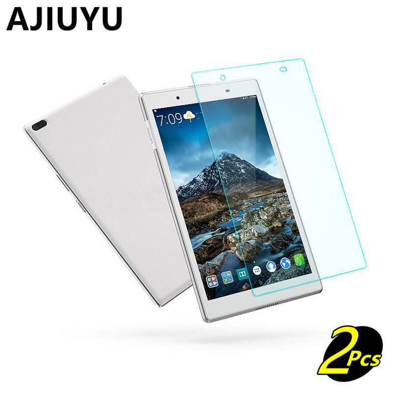 Glass For Lenovo Tab 4 8 Membrane Tempered Steel film Tablet Screen Protection Toughened TB 8504F