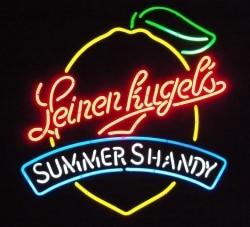 Leinenkugel's Summer Shandy Neon Light Sign Beer Bar