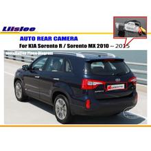 Car Rear View Camera / Back Up Reverse Parking Camera For Kia Sorento (2007~2012) License Plate Lamp / HD CCD Night Vision