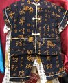 Arte chino, Tai traje, chándales uniformes de seda pantalones cortos Tops 20 set/lote agradable Kungfu adapte Martial