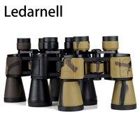 Yüksek Kaliteli Klasik Dürbün 20X50 HD Geniş Açı BAK4 Prizma Dürbün Teleskop Açık Seyahat Avcılık için Gezi