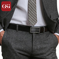 GSG Brand 2016 Autumn Winter Belts for Men High Quality Genuine Leather Belt Male Dress Waistband Cowhide Business Belt Gifts