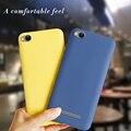 Für Xiaomi Redmi 4A Fall Abdeckung Weichen Silikon Farbe Telefon Fall Für Xiaomi Redmi 4A a4 5,0 Zurück Abdeckung Fundas redmi4a Redmi 4A Fall