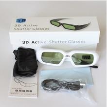 5 шт. Затвора 3D очки DLP очки для Acer Benq W1070/W750/W1080st совместимость 96-144 ГЦ DLP-LINK проекторы