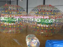 inflatable water zorbing; air roller ball; zorb ball for sale