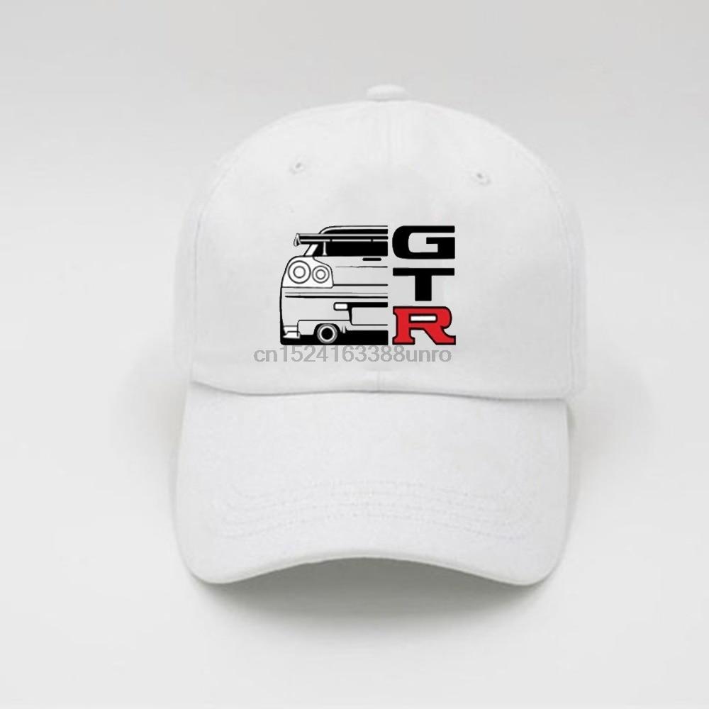 Fashion GTR  Car Hats Caps Cotton Hat Adjustable Baseball Cap Snapback Hat Unisex Hat