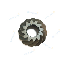 OVERSEE Gear Pinion 6K5-45551-00 Replaces For 50 60 70 HP YAMAHA Outboard Engine 2 stroke