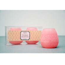 Windproof Candles Camping Candle Lamp Pink Wedding Scented Christmas Jars Aroma Bougie Cire Fete Party 50KO322