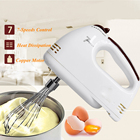 Electric Kitchen Immersion Hand Mixers Blenders Multifunction Handheld Food Processor 7 Speed Dough Food Mixer Egg Beater
