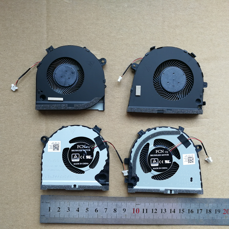 L&R New laptop cpu cooling fan for DELL G3 G3-3579 G5 5587 0TJHF2 0GWMFV G3 15 Ins 15PR-6745B 15PD-7745 15GD -1765L