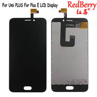 Redberry High Quality LCD Display Digitizer Touch Screen Assembly Replacement Parts For Umi PLUS For Plus