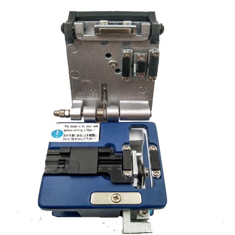 Yüksek kaliteli metal gövde ile Optik Fiber Cleaver Fiber Cleaver - İletişim Ekipmanları - Fotoğraf 2
