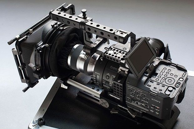 sony fs700. aliexpress.com : buy movcam shoulder support rig kit with handle for sony nex fs700 camera mount from reliable suppliers on pro sony fs700