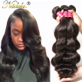 Malaysian Virgin Hair Body Wave 3 Bundle Deals Malaysian Human Hair Weave Sale 7A Malaysian Body Wave Virgin Hair Extensions