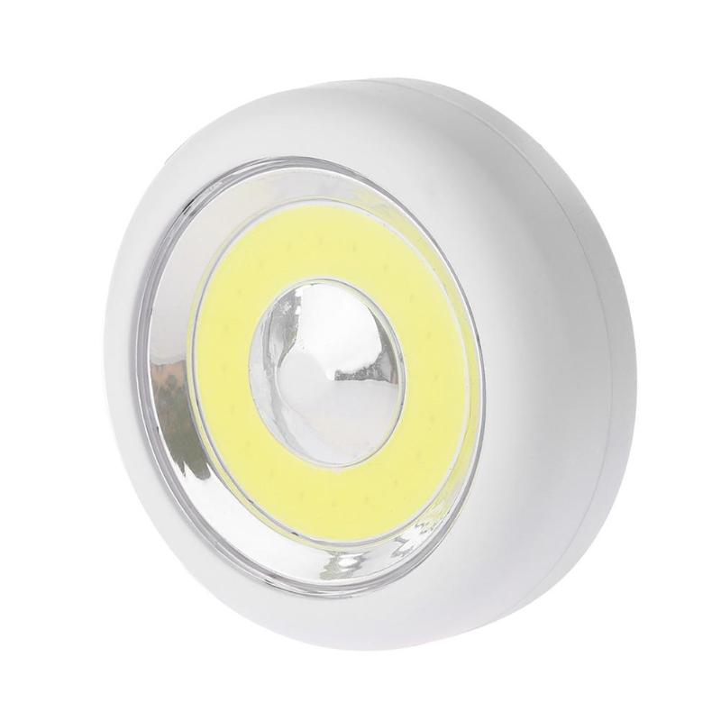 Waterproof LED Pat Touch Cabinet Lamp Ceiling Closet Night Light Taplight Wardrobe Light Counter Lighting