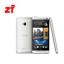 """Original HTC One m7 Unlocked Android phone GSM 3G&4G Quad-core ONE M7 32GB Mobile Phone 4.7"""" 4MP WIFI GPS dropshipping"""