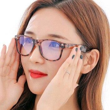 Optical Blue Ray Eyewear Transparent Frames Vintage Computer Glasses Round Frame Clear EyeGlasses Women Men Retro Spectacle Чокер