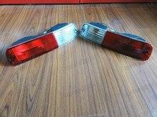 2Pcs Tail Fog Light Rear Bumper bar Lamps Pair Left & Right for Mitsubishi Pajero NP 11/02-06/06