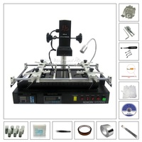 LY IR8500 BGA Rework Station With 810 Pcs Directly Heating D H Stencil Kit Pack