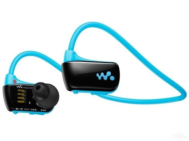 Sports mp3 player para sony headset 2 gb nwz-w262 walkman correndo fone de ouvido mp3 player de música de auscultadores
