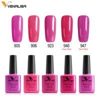 61508 VENALISA Nail Art Professional Gel Polish 60 Colors Gel Nail Polish 5 Piece Series