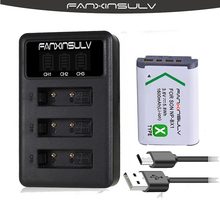 NP BX1 NP-BX1 Battery + 3-Slots LED Charger for Sony DSC RX100 M6 M5 M4 M3 M2 CX405 CX240E PJ410  HX300 HX400 HX50 HX60 GWP88 eva digital camera case bag for sony dsc rx100 rx100 ii rx100 iii rx100 iv m4 m5 wx500 w800 w830 hx60 hx50 hx30v hx30 cover