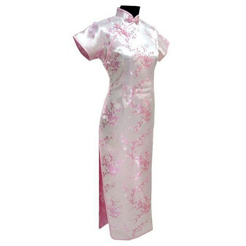 Pink Chinese Traditional Dress