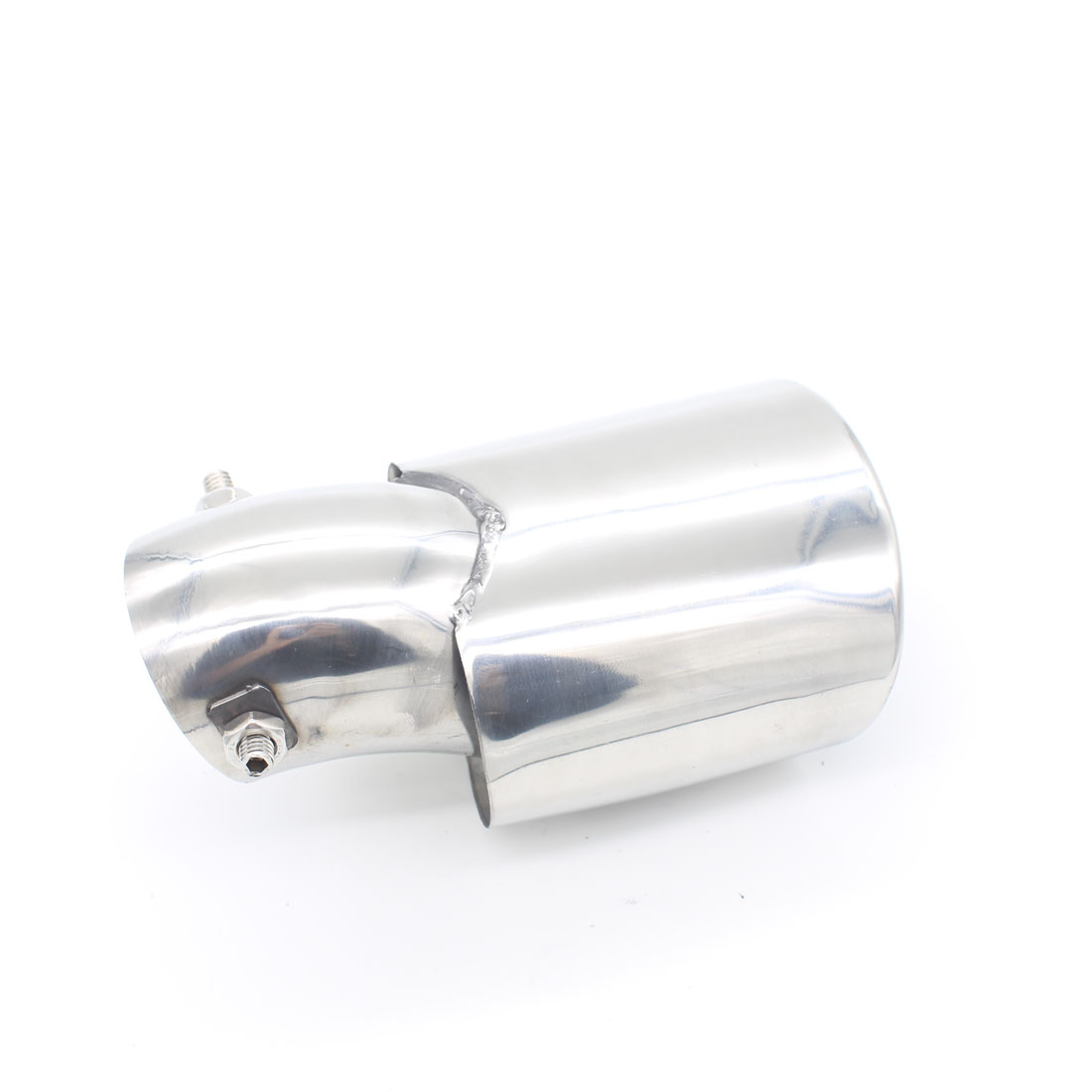 Dongzhen Chrome Stainless Steel Car Exhaust Pipe Fit For Chevrolet Cruze Tail Muffler Hot Sale Car Accessories TipTail Pipe