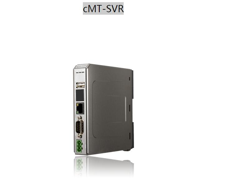 Orignal new in box for CMT-SVR Controller HOST of HMI with Ethernet support ipad cMT-SVR-100 plc ethernet module t box new in box three months warranty