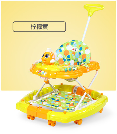 Bao Le Bao 6220SKT baby walker with music versatile and easy to push baby walkers.