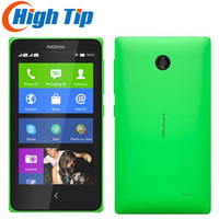 Dual Sim cards Nokia XL 1030 Cell Phone Dual Core 5.0 inch 5MP Camera 3G WCDMA Android Phone Refurbished Free Shipping