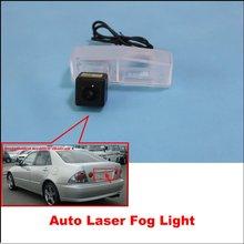 Car Crash Artifact Warning Lights / Special Days Traffic Crash-Proof Fog Rain, Snow Light For Toyota Altezza / Aristo / Celsior