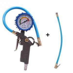 Image 5 - Medidor de presión de neumáticos Digital para coche, inflador de neumáticos, 220PSI