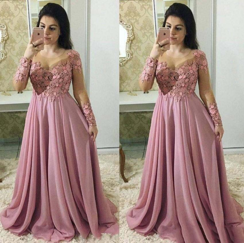 Dusty Pink Mother Of The Bride Dresses
